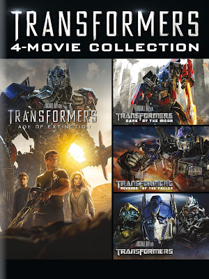 Transformers 1-4 The Collection Full HQ ภาพชัดแจ๋ว