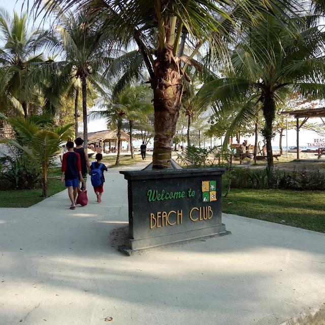 Beach Club Tanjung Lesung