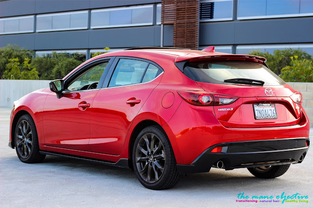 #ZoomZoom: 2016 Mazda3 S Grand Touring 5-Door Review