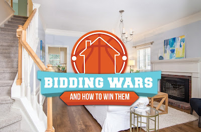 Bid It To Win It! Strategies for Bidding Wars!