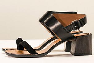 sandalias mujer Massimo Dutti primavera verano 2016