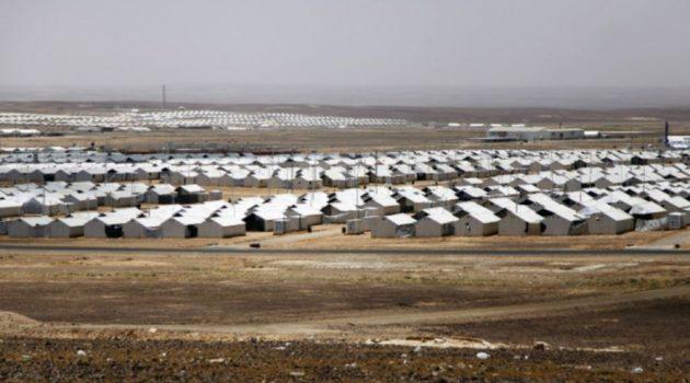 بسبب الجوع,امرأة تحرق نفسها وأطفالها في مخيم الركبان.