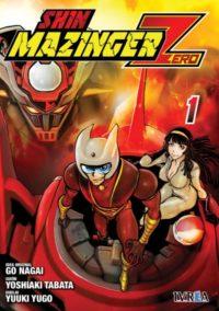 SHIN MAZINGER ZERO #1