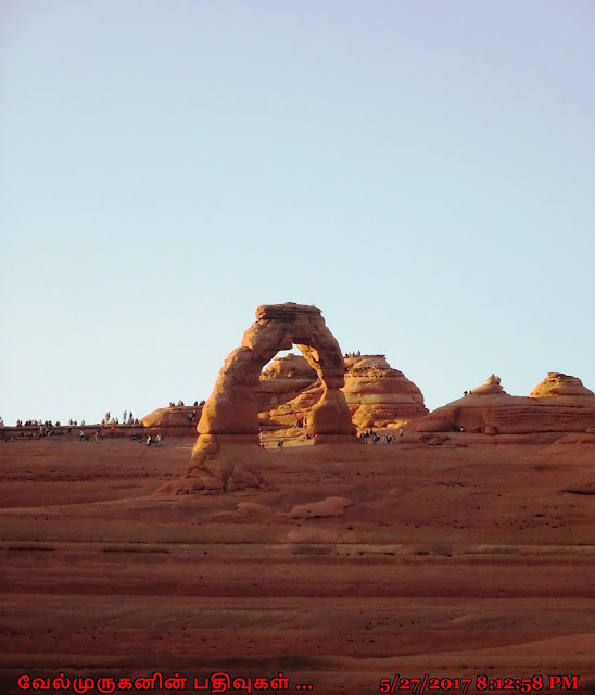 Upper Delicate Arch Viewpoint Trail