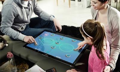 Rumor Tablet Lenovo dengan ukuran layar 18,4 inchi !