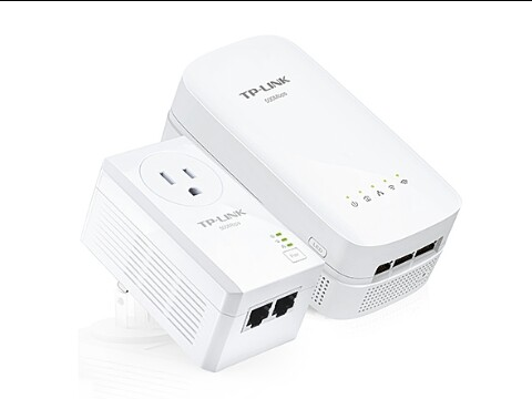 Tp-Link Powerline Latency Adapter Extender