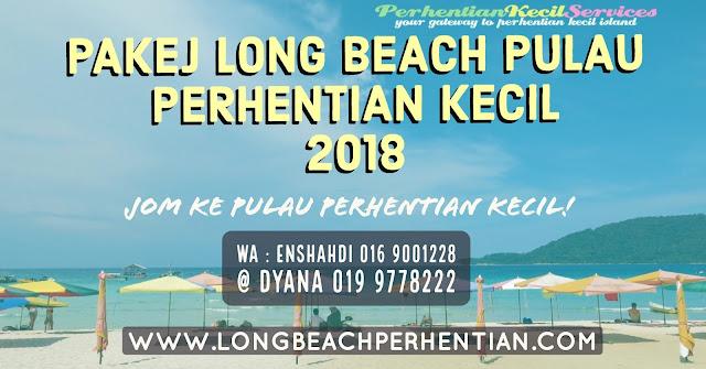 pakej Long beach Pulau Perhentian Kecil 2018 , Pakej Pulau Perhentian 2018 , paKEJ pulau perhentian kecil 2018