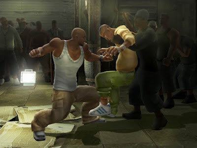 Def Jam Fight Screen Shoot HD