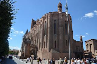 Albi. La Catedral de Sainte-Cécile