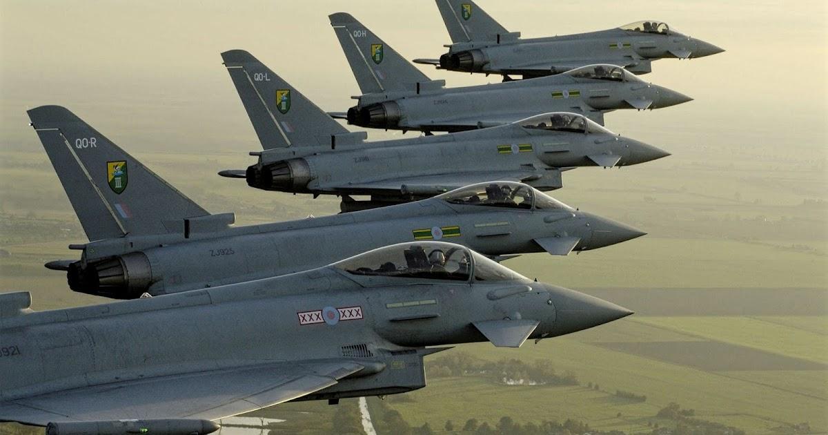 Eurofighter Typhoon Cockpit Wallpaper