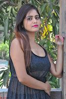 Pragya Nayan New Fresh Telugu Actress Stunning Transparent Black Deep neck Dress ~  Exclusive Galleries 023.jpg