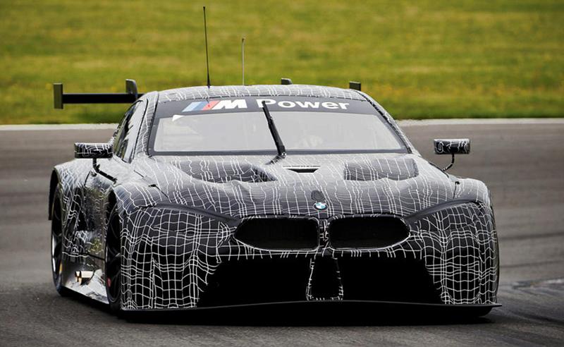 2018 BMW M8 GTE Previewed