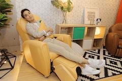 Canggih Betul uDiva 2 Smart Sofa, Teknologi Revolusi Osim Terkini