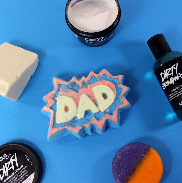 LUSH Father's Day 2017 Review