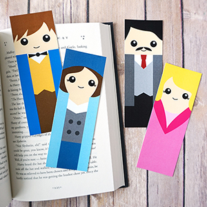 Fantastic Beasts Bookmarks