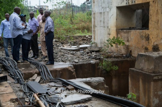 Fashola.. Minister promises increased power supply soonest