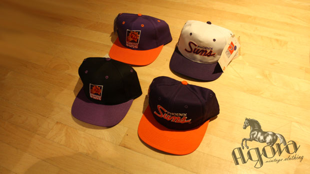Phoenix Suns Snapback Hats - Agora Clothing Blog 216a6bee7ae3