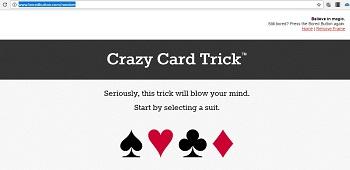 CrazyCardTrick