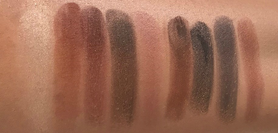 Morphe 9B Bronzed Babe Review & Swatches