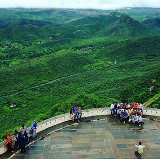 Sajjangah Sunset Point, Sajjangarh Monsoon Palace, Heritage Sites in Udaipur, Heritage of India, Indian Heritage, Udaipur Tourism, Tourist Information of Udaipur, Udaipur Tourist Information, Udaipur Tourist Attractions