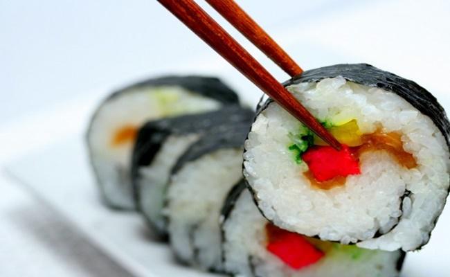 Makizushi (sushi enrolado)