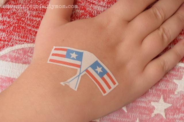DIY tattoos
