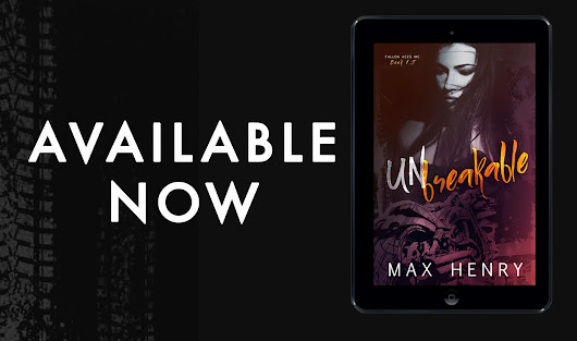 Blog Tour & Review:  Unbreakable by Max Henry