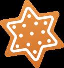 biscotti arancia oliver twist natale