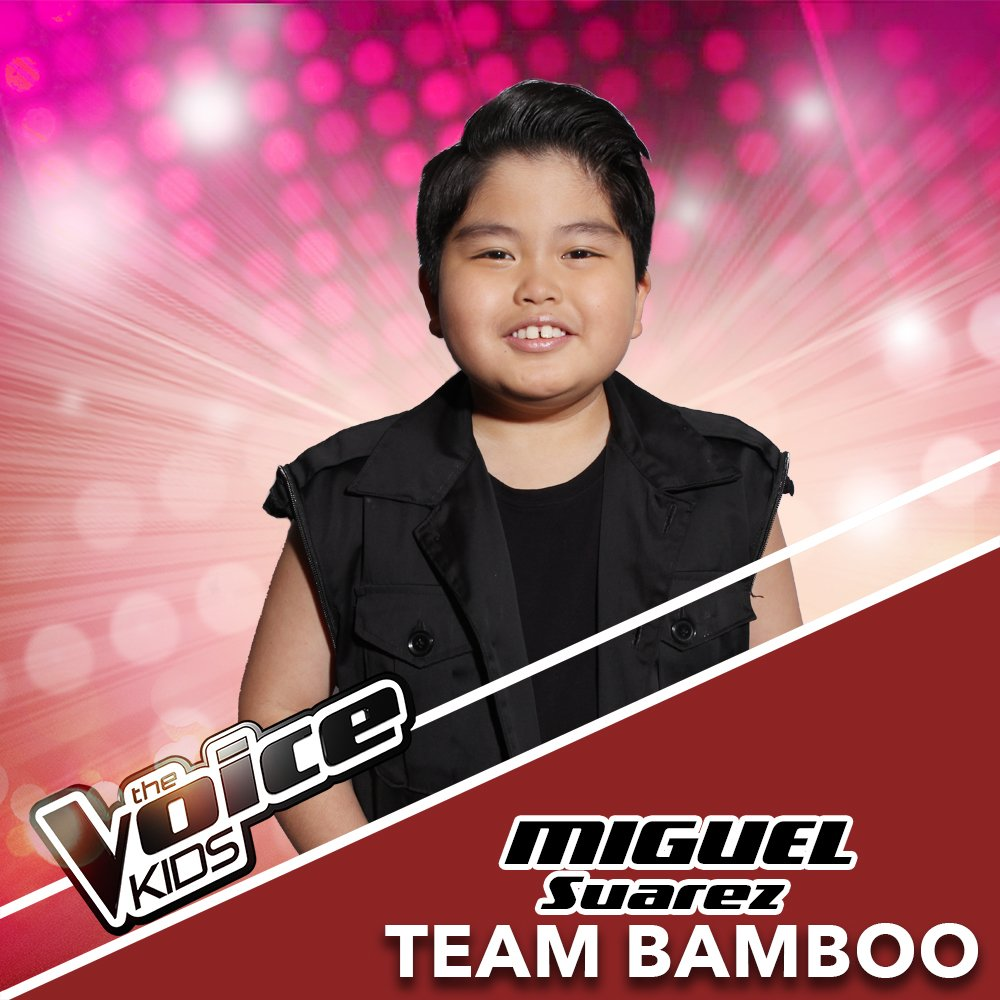 "Miguel Suarez rocks 'The Voice Kids 3' with ""Hallelujah"""
