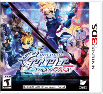 [GAMES] Azure Striker Gunvolt Striker Pack (3DS/USA)