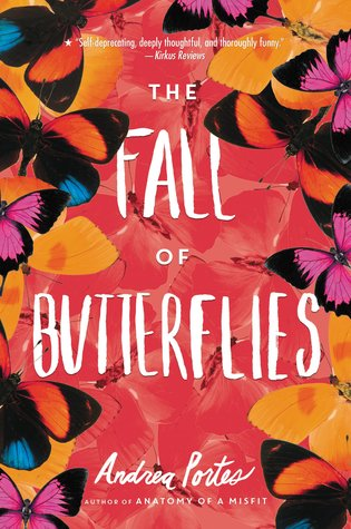 "Book Review: ""The Fall of Butterflies"" by Andrea Portes"