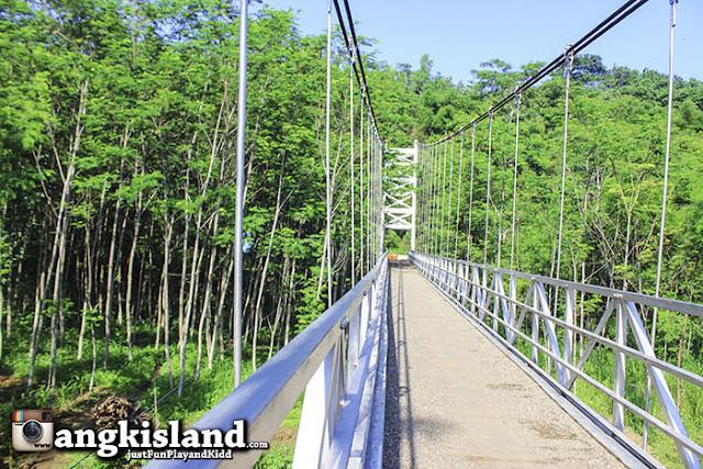 jembatan gantung tegal