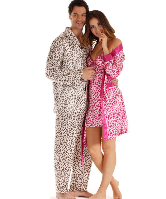 baju tidur pasangan pengantin baru lagi trend