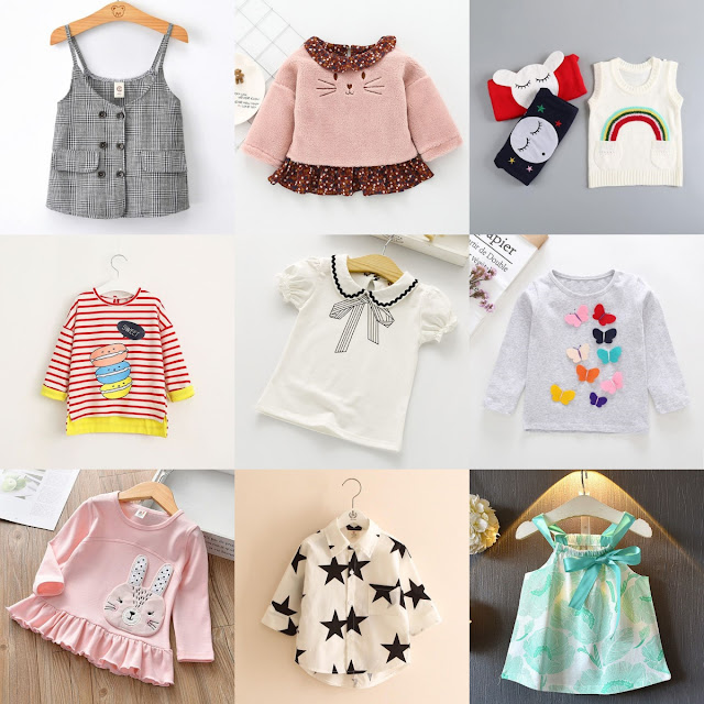 kids girls tops_ popreal_carolbeautysecrets