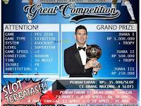 Kompetisi PES 2016 di Lampung Mei 2016