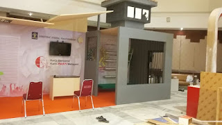 Interior design pameran