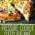 5 ingredient pressure cooker cheesy egg bake