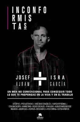 LIBRO - Inconformistas : Josef Ajram & Isra García (Alienta - 29 noviembre 2016) Edición papel & digital ebook kindle  EMPRESA | Comprar en Amazon España
