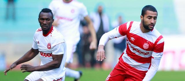 علي العابدي يوجه رسالة إنذار الى جماهير النادي الافريقي التونسي و هذا ما وعدهم به ضد مازمبي !