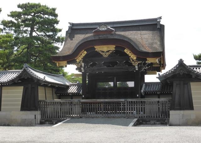 Puerta de acceso al Palacio Imperial