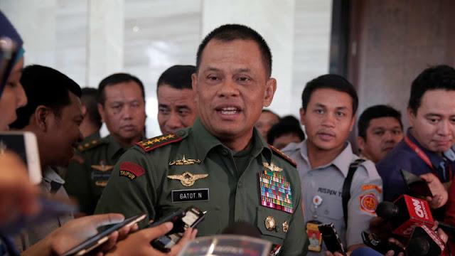PKS Tolak Prediksi Mahfud soal Gatot Capres: Prabowo Penantang Jokowi