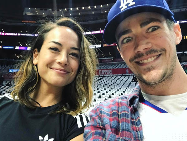 La thoma dating grant gustin