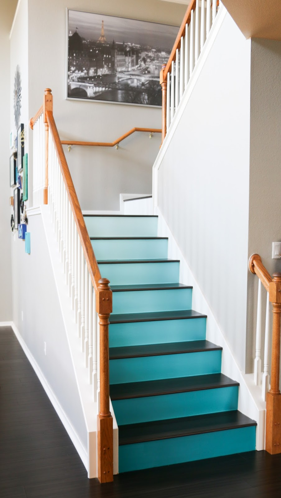 8 Step-By-Step Ways to Update Your Stairs - interior design