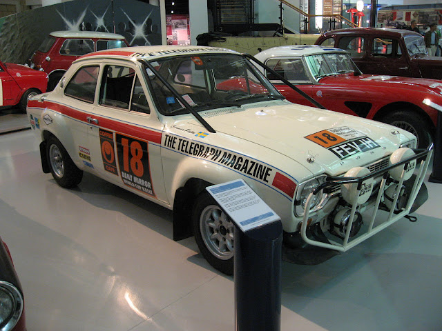 25 of the World's Best Motorsports Museums