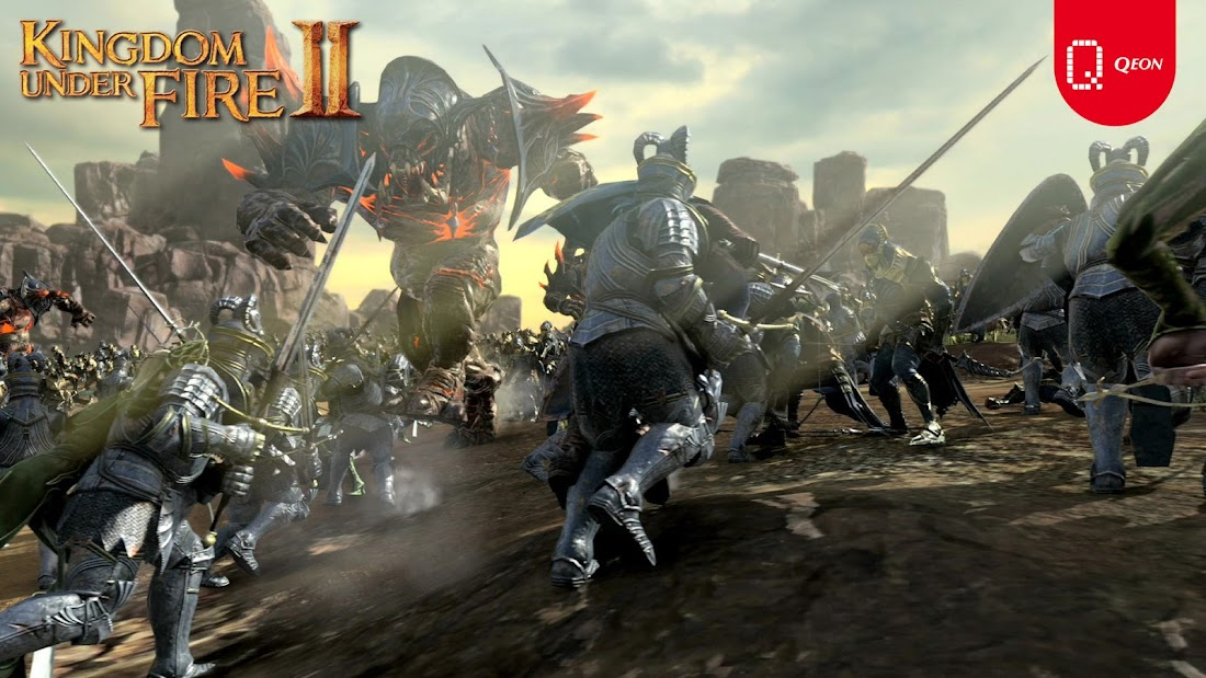 Download Installer Client Game Online Kingdom Under Fire II Qeon