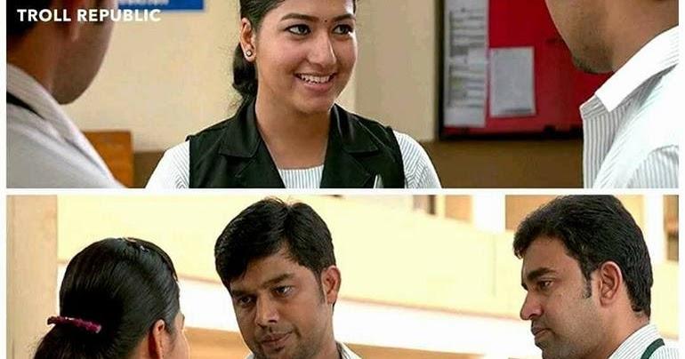 Sharafudheen Raging Scene In Happy Wedding Filim Meme