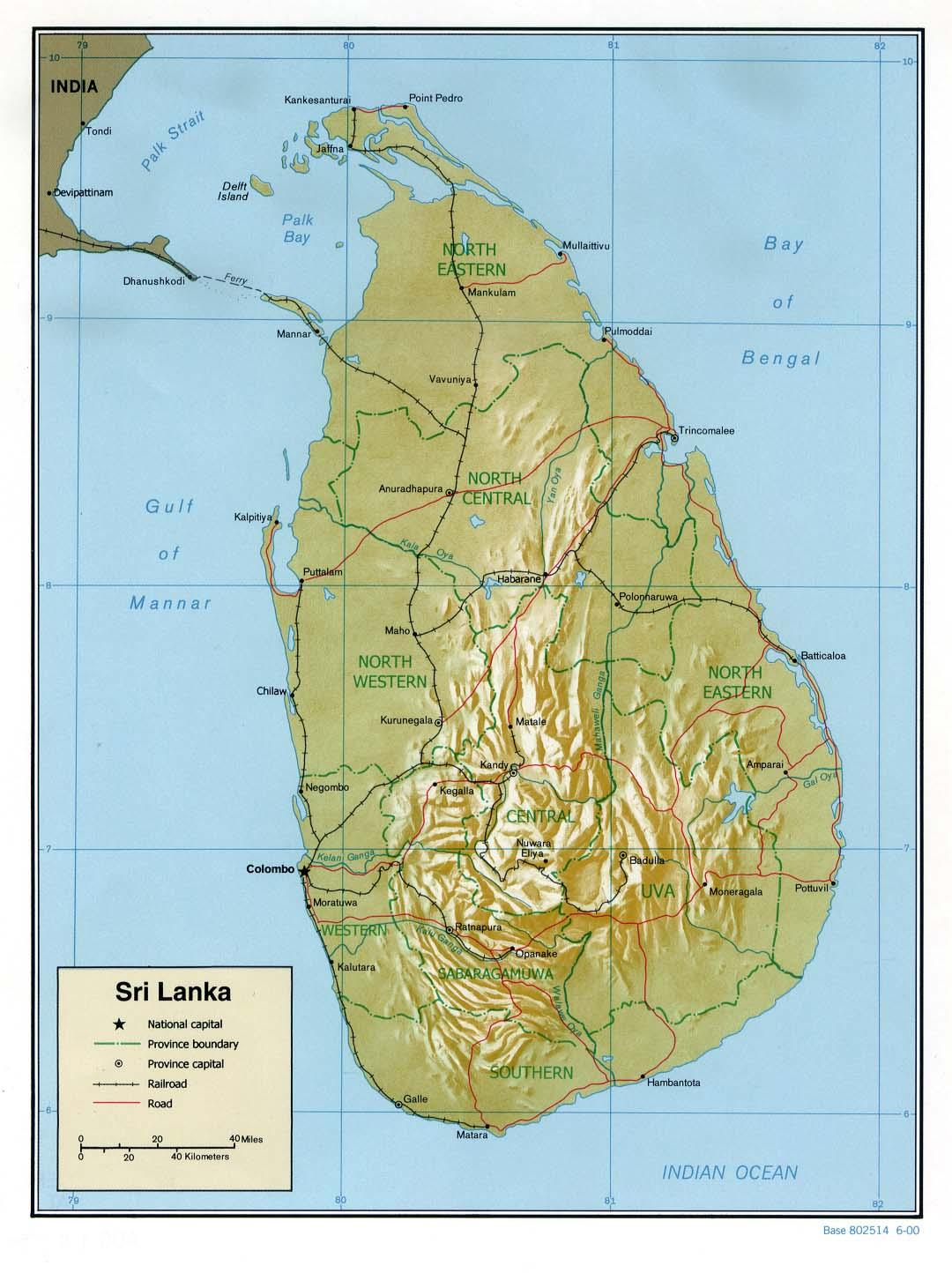 Tsunami 2004 Sri Lanka Karte.Sri Lanka Tourism Sri Lanka Travel Sri Lanka Hotels Sri Lanka