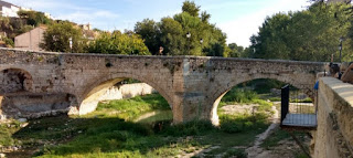 Pont Vell de Ontinyent.