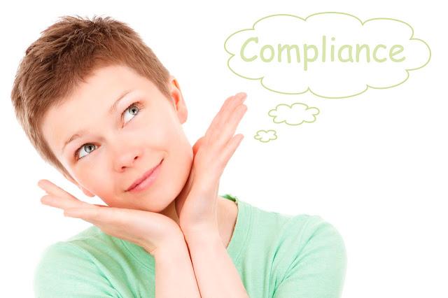 Mujer pensando Compliance