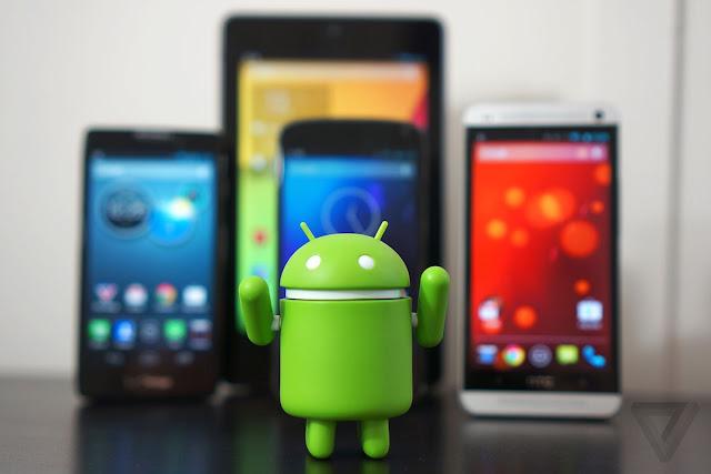 grandes bondades android o